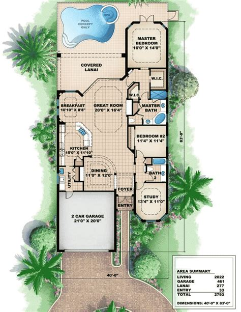 tuscan style floor plans tuscan style house plan 66025we 1st floor master suite