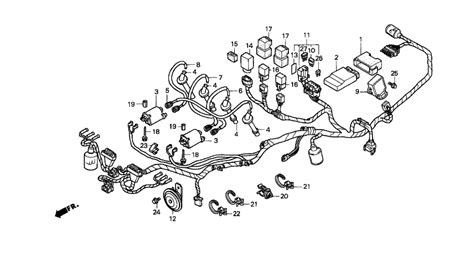 honda cbr 1100 blackbird wiring diagram wiring diagram