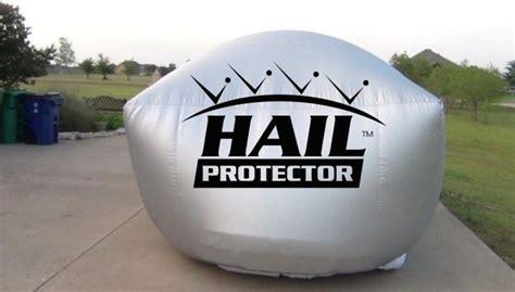 Hagelschutz Auto by Hail Protector Externer Airbag Dient Als Hagelschutz F 252 R