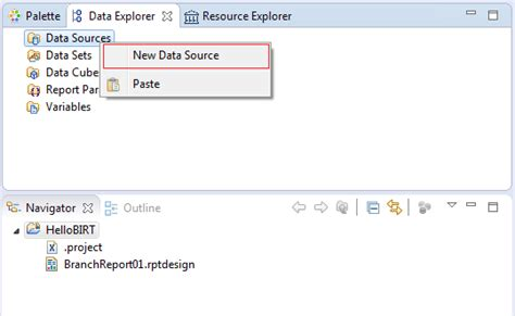 birt xml datasource tutorial birt reporting programming tutorial for beginners
