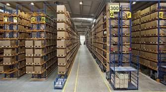 warehousing inventory associate