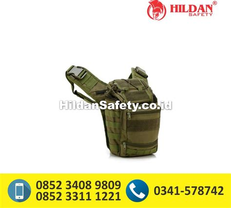 Tas Selempang Tactical Army Outdoor 803 ts 08 jual tas selempang army jogja hildan safety
