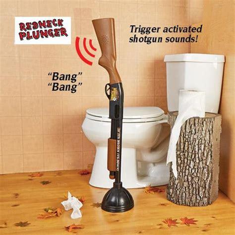 redneck toilet plunger craziest gadgets