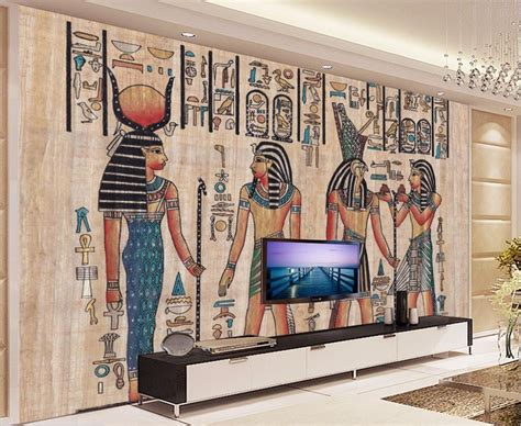ancient egyptian home decor wholesale murals 3d wallpapers home decor photo background