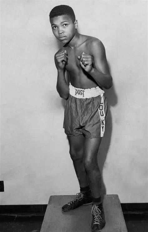 biography of mohammed ali clay muhammad ali cassius clay 1950s icons pinterest