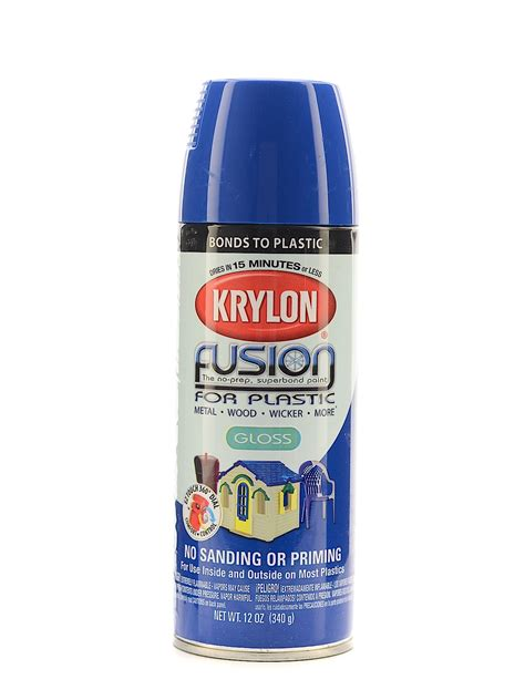 spray painting plastic krylon fusion spray paint for plastic ebay