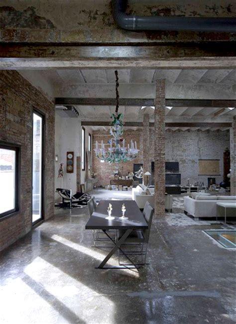 concrete loft joie de vivre concrete walls