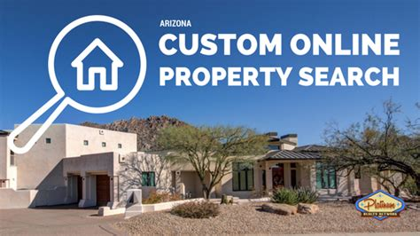 Records Arizona Property Arizona Custom Property Search Scottsdale Cave Creek Carefree Az Real Estate