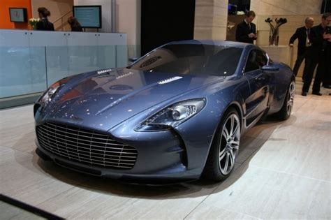aston martin most expensive 1 4 million aston martin one 77 only second most