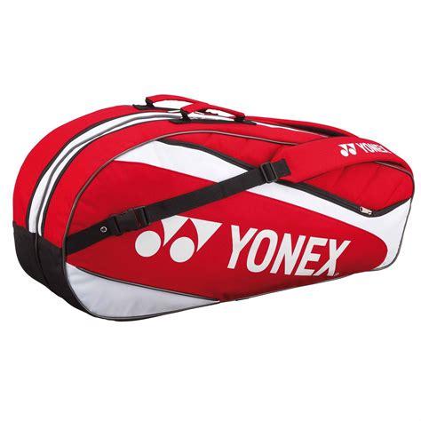 Yonex Racket Bag yonex 7226ex 6 racket bag sweatband