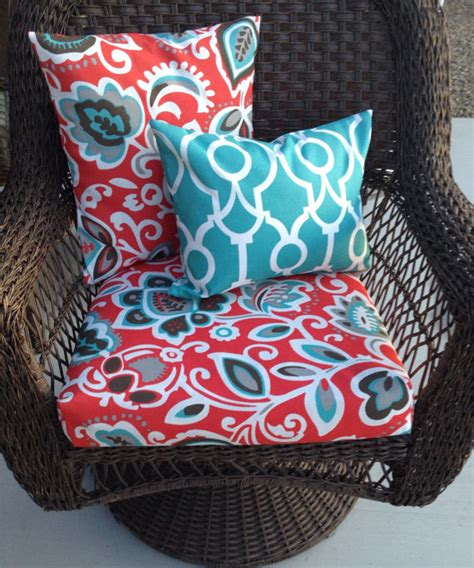 Cushion Covers For Patio Furniture Coastal Colors Outdoor Patio Furniture Cushion Covers Outdoor