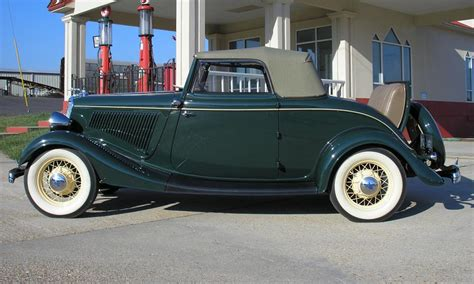 1934 FORD 40 CABRIOLET   15886
