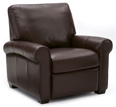 magnum recliner palliser magnum transitional pushback chair with sock arms