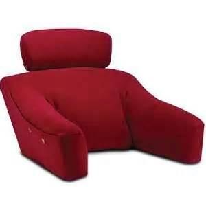 Armchair Cushion Support Fleece Back Rest Lumbar Support Aid Armchair Cushion