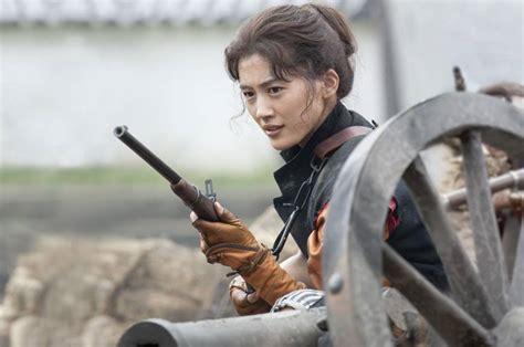 film korea hot shot nhk spotlights gunslinging daughter of the north in
