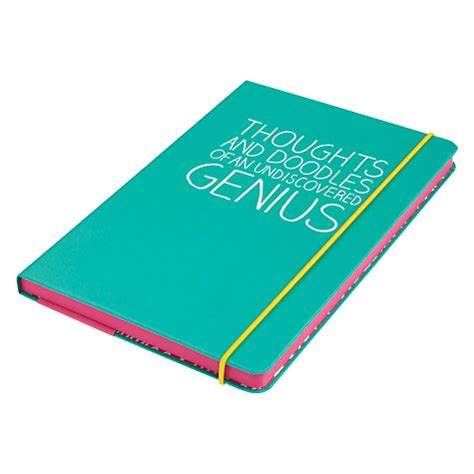 buy happy jackson a5 thoughts notebook green lewis