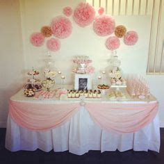 Baby Shower Cake Table Decorations by 1000 Ideas About Baby Shower Table On Baby
