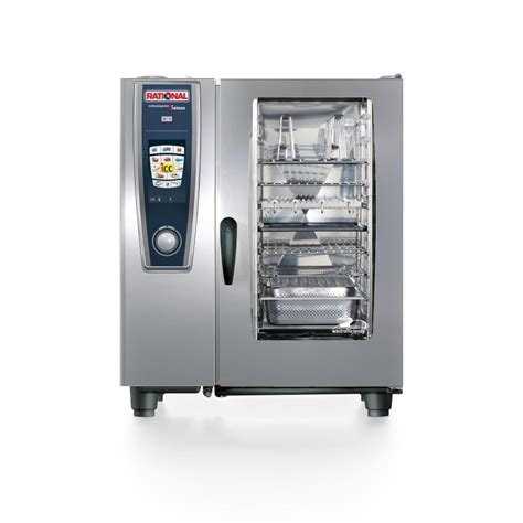 Oven Rational rational scc101 rational scc101 self cooking center combination oven gas combination ovens