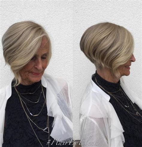 short stacked hairstyles for women 60 stacked bobs for women over 60 hairstylegalleries com