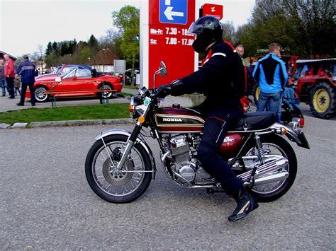 Motorrad Ps Hubraum by Honda 750four Hubraum 736ccm Produktionszeitraum