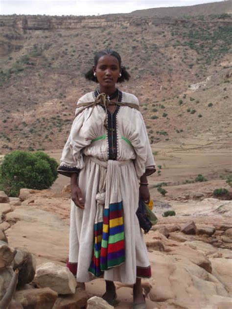 my ethiopian culture traditional clothing tigray tigrinya people page 3