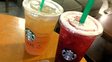 Handcrafted Starbucks Drinks - starbucks teavana handcrafted beverages diyosa