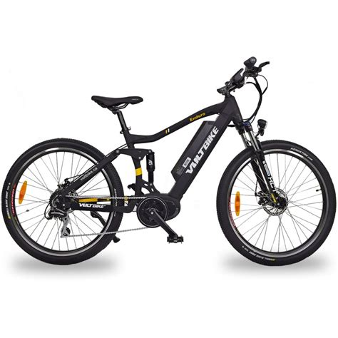 E Bike Enduro by Voltbike Enduro Suspension Electric Bicycle With