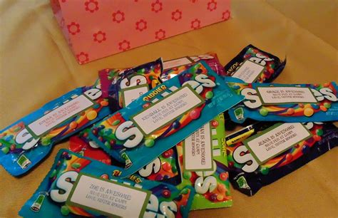 skittles saying just b cause sayings for gifts skittles just b cause