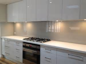 Glass Splashbacks | neutral coloured glass splashbacks from ultimate glass