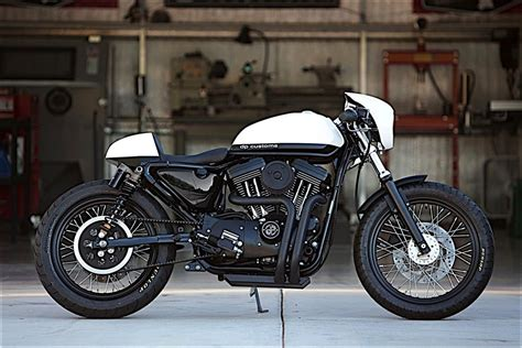 Handmade Cafe - harley cafe racer by dp customs