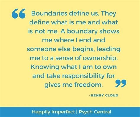 Quotes About Boundaries quotes to inspire healthy boundaries happily imperfect