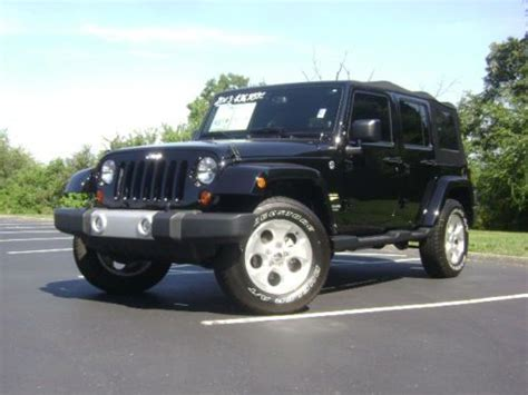 Seelye Wright Kia Of Battle Creek by Purchase Used 2013 Jeep Wrangler Unlimited 4x4 In