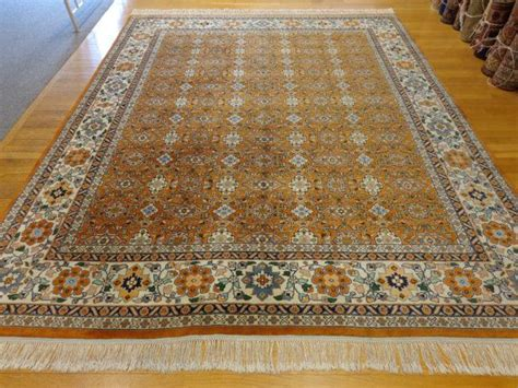 Orange Area Rug 8x10 Vintage Rug 8 X 10 8 Orange Brown Mahal Area Rug