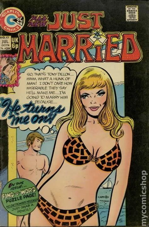 married to an tales of an ex books just married 1958 comic books