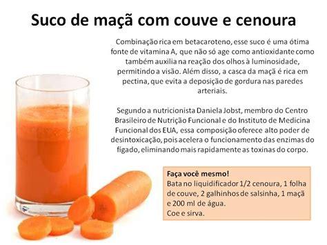 Receita De Suco Detox Para Emagrecer by Suco Detox Para Emagrecer Para Que Serve E Quais Benef 237 Cios