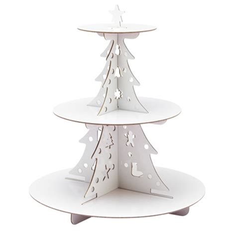 christmas tree cupcake stand diy woodworking pinterest