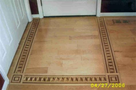 laminate floor with border home design 2016 2017