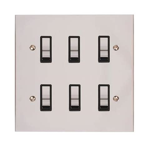 Grid Switch 6 Modular Grid Switches 20 Two Way Electrical Jim