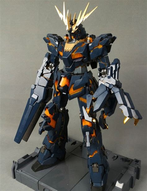 Pg Banshee By Parkz Toys Hobbies daban expansion unit armed armor vn bs for bandai 1 60 pg