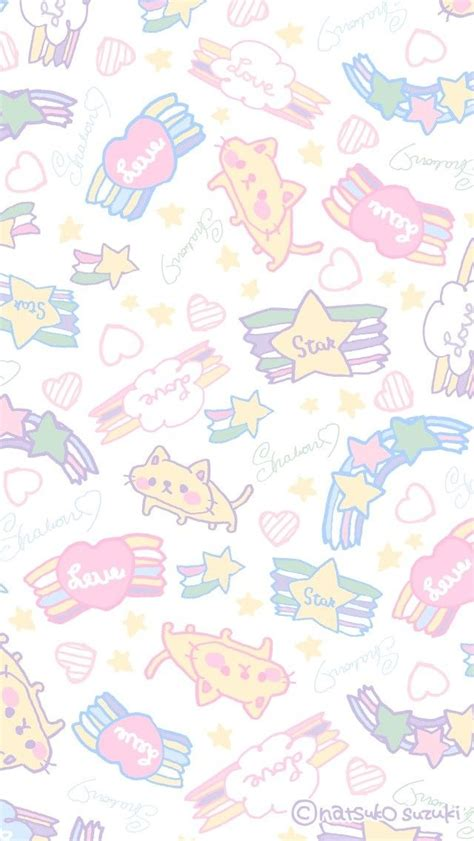 cute pastel pattern background 75 best images about kawaii wallpaper background on