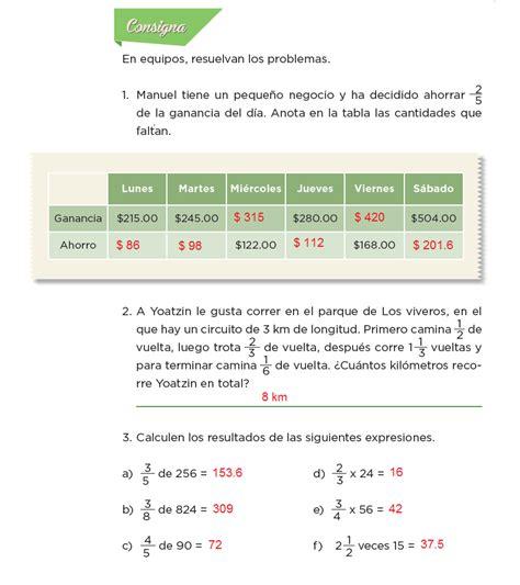 libro de matematicas 6 sexto contestado 2016 libro de historia de 5 grado 2016 contestado