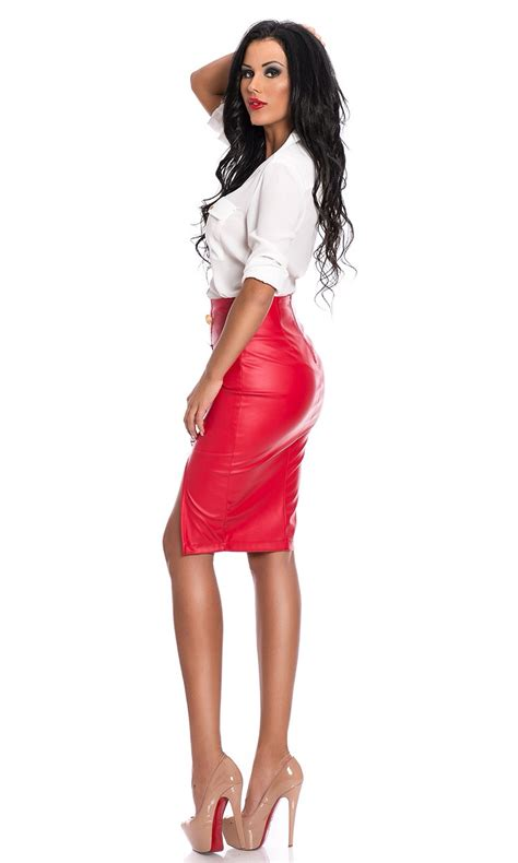 women in tight leather skirts and boots crazy for high heels lookbook pinterest girls venus