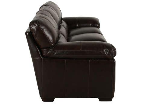 simon li leather sofa simon li leather longhorn black oak sofa mathis brothers