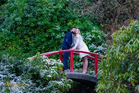 bravo winter garden kubota garden engagement session