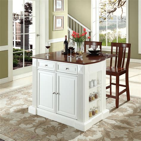white kitchen island with drop leaf diy kitchen island drop leaf