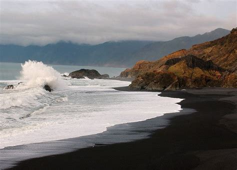 black sand beach california black sands beach humboldt county ca wanderlust