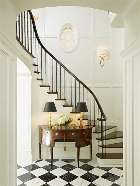 Georgian Stairs Design 17 Best Ideas About Foyer Staircase On Beautiful Stairs Grand Entrance And