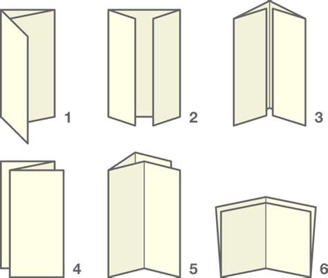 How To Fold A3 Paper Into A Booklet - leporello basteln einfache bastelideen mit papier