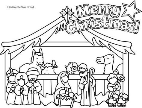 preschool coloring page nativity nativity coloring page coloring page coloring pages are