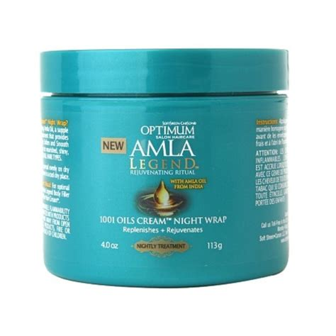 amla ledgen optimum salon haircare amla legend 1001 oils cream night